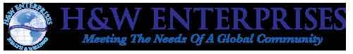 H&W Enterprises Logo
